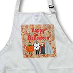 click on Happy Halloween Costume Party Painting Abstract to enlarge!
