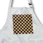 click on Purple and Gold LSU Tartan Dark purple and yellow  to enlarge!