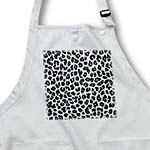 click on White Grey and Black Leopard Print to enlarge!