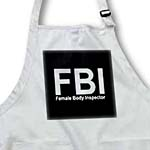 click on FBI Female Body Inspector Black to enlarge!
