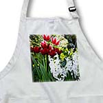 click on Red Tulips and White Hyacinth  to enlarge!