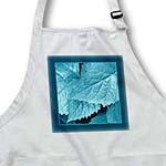 click on turquoise metallic leaves with deep teal blue frame to enlarge!