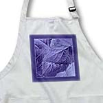 click on Lavender and purple metallic leaves with dark periwinkle purple frame to enlarge!