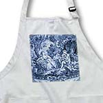 click on French Blue Toile I to enlarge!