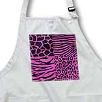 click on Black Animal Prints in Hot Pink to enlarge!