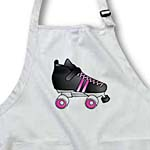 click on Skating Gifts  - Black and Pink Roller Skate to enlarge!