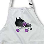click on Skating Gifts  - Black and Purple Roller Skate to enlarge!