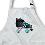 click on Skating Gifts  - Black and Blue Roller Skate to enlarge!