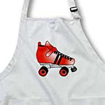 click on Skating Gifts  - Red and Black Roller Skate to enlarge!