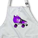 click on Skating Gifts  - Purple and Black Roller Skate to enlarge!