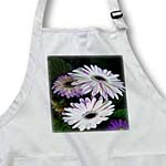 click on Delicate Purple Tip Gerbera Daisies to enlarge!