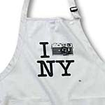 click on I Photographed New York - Black text and grey camera on white background to enlarge!