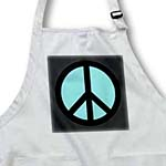 click on Aqua and Black Peace Sign to enlarge!