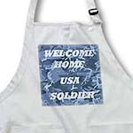 click on Welcome Home Soldier On Blue Camouflage to enlarge!