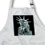 click on Art Deco Statue Of Liberty to enlarge!
