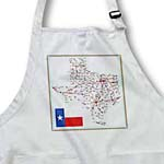 click on Framed State Of Texas With State Flag to enlarge!