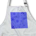 click on Blue Falling Snowflakes- Design Colors- Holiday Art to enlarge!