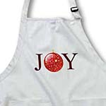 click on Joy Red Star Christmas Ornament- Holiday Inspirations to enlarge!