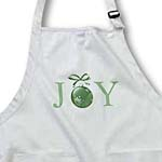 click on Green Joy Christmas Ornament- Holiday Inspirations to enlarge!