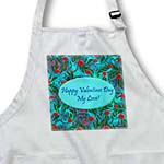 click on Wild Blue Valentines Design to enlarge!