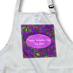 click on Wild Purple Valentines Design to enlarge!