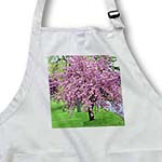 click on Pink Cherry Blossom Tree On Green Grass to enlarge!