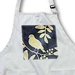 click on Ivory Bird On Navy Blue to enlarge!
