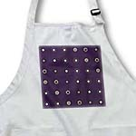 click on Dark Purple with Flower Dot Design to enlarge!