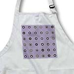 click on Light Purple with Flower Dot Design to enlarge!