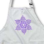 click on Christmas Purple Snowflake- Christmas Art to enlarge!
