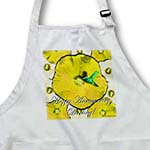 click on Hummingbird Yellow and White Hibiscus Anniversary to enlarge!