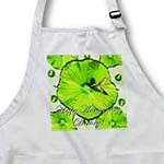 click on Hummingbird Green and White Hibiscus Anniversary to enlarge!