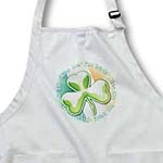 click on Kiss Me. Im Irish Chic green clover to enlarge!