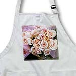 click on Painted Pink Roses Bouquet to enlarge!