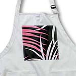click on Pink n White Tropic Leaves On Black to enlarge!