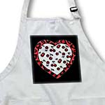 click on RAB Rockabilly Cherry Heart on Black to enlarge!