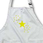 click on Yellow Stars On White to enlarge!