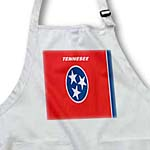 click on State Flag Of Tennesee to enlarge!
