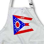 click on State Flag Of Ohio to enlarge!