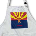 click on State Flag Of Arizona to enlarge!