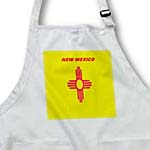 click on State Flag Of New Mexico to enlarge!
