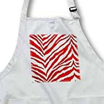 click on Rab Rockabilly Zebra Print Bright Red and White to enlarge!