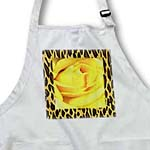 click on Cheetah Print With Yellow Rose to enlarge!