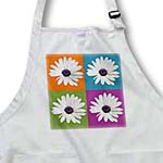 click on African Daisy Collage - daisy, south african daisy, cape daisy,blue eyed daisy, white, african daisy to enlarge!