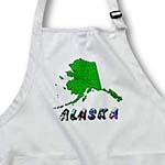 click on State Map of Alaska to enlarge!