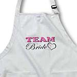 click on Wedding Party - Team Bride - Pink to enlarge!