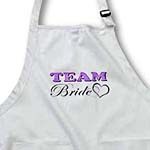 click on Wedding Party - Team Bride - Purple to enlarge!