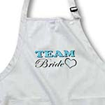 click on Wedding Party - Team Bride - Blue to enlarge!