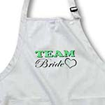 click on Wedding Party - Team Bride - Green to enlarge!