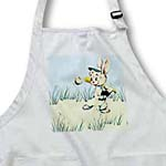 click on Bunny Playing Baseball Blue to enlarge!